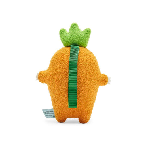Noodoll carrot stuffed animal for baby