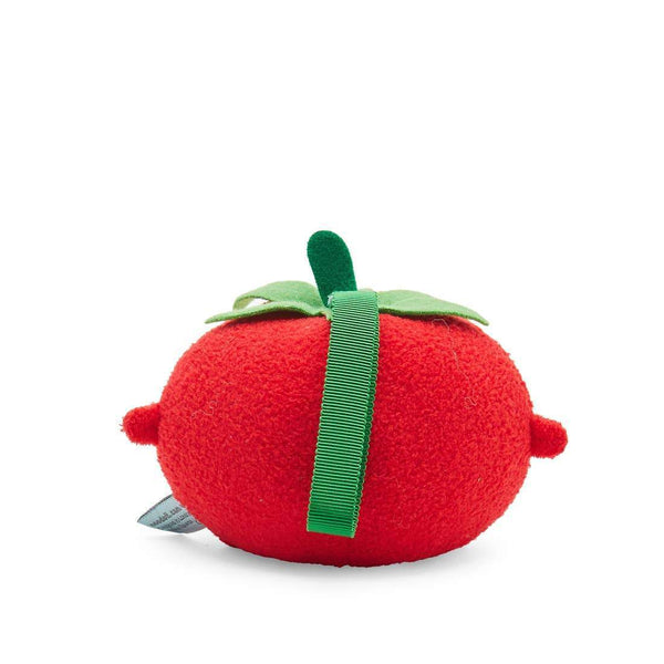 Noodoll tomato mini stuffed animal plush toy for toddlers