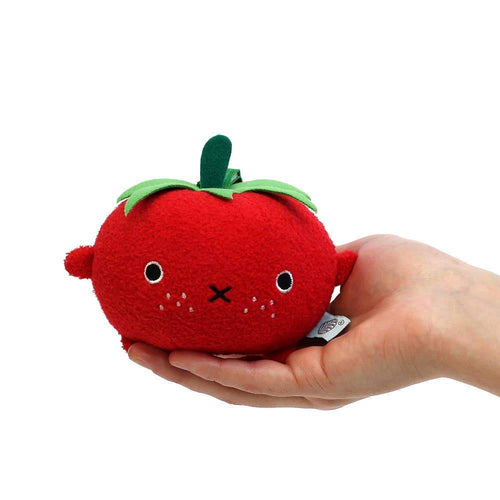 Noodoll tomato mini stuffed animal plush toy for babies