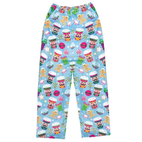 iScream Nutcracker Plush Pants