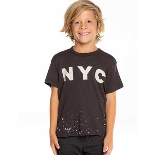 Chaser NYC Gauzy Cotton Boys Tee