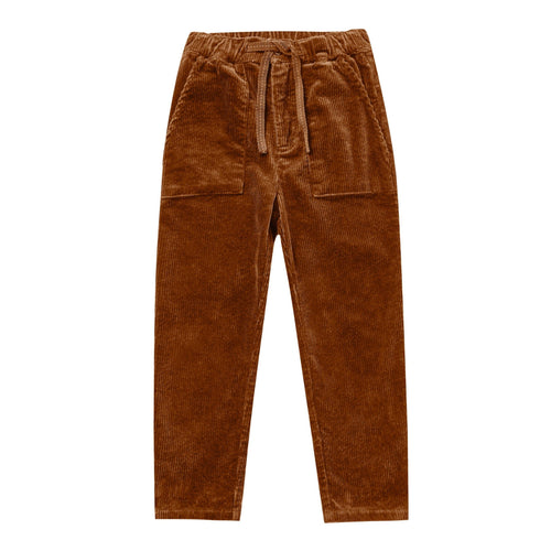 Rylee and cru brown corduroy boys pants