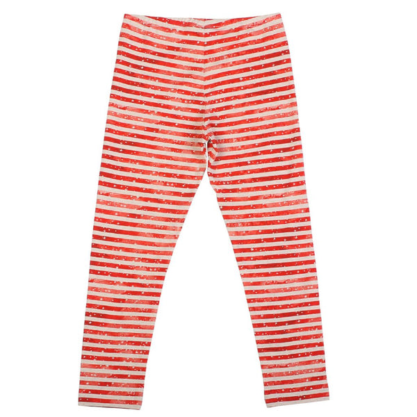 Girls star and stripe leggings