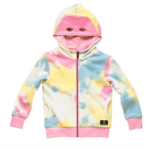 Rock Your Kid Pastel Tie Dye Hoodie