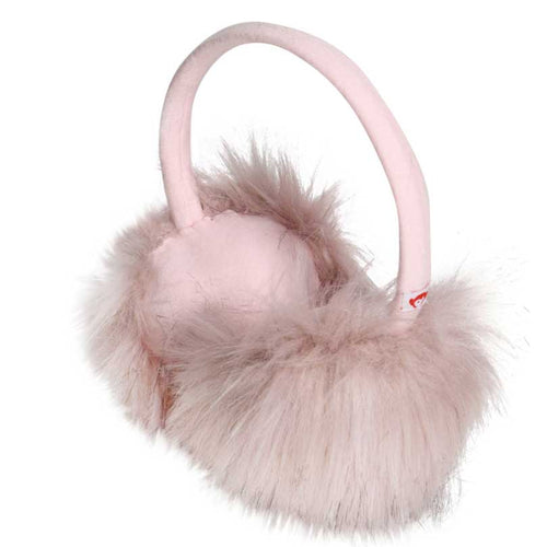 Appaman Furry Pink Girls Earmuffs