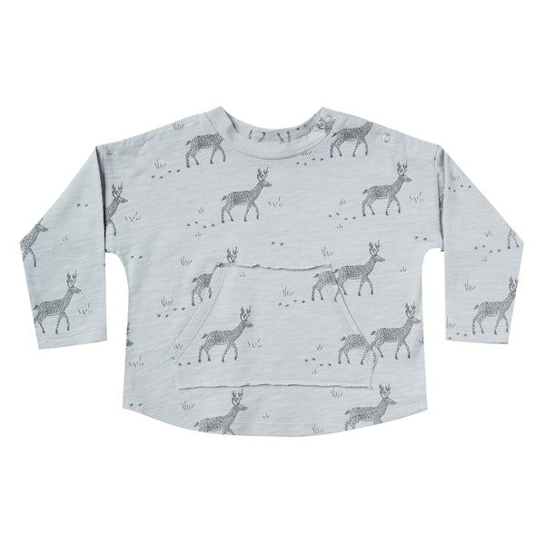 Rylee and Cru Ice Buck Pounch Boys Tee
