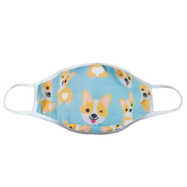 iScream Puppy Reversible Face Mask