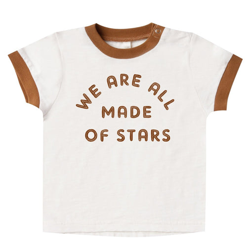 Rylee and Cru Made of Stars Ringer Tee