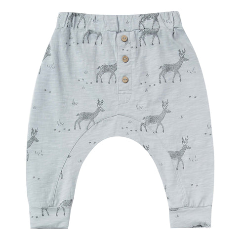 Rylee and Cru Ice Buck Slub Pants