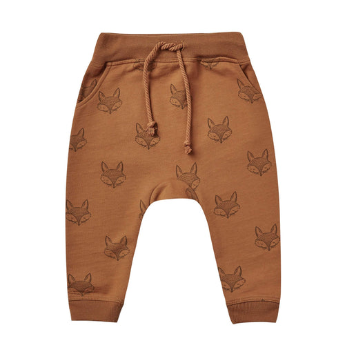Rylee and cru brown fox kids sweatpants