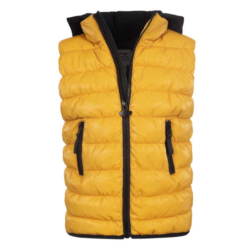 Appaman Hooded Puffer Boys Vest