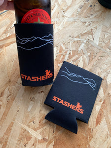 Mountain Range Can & Bottle Coozie Insulators