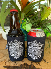 Cheersing Skeletons Can & Bottle Coozies