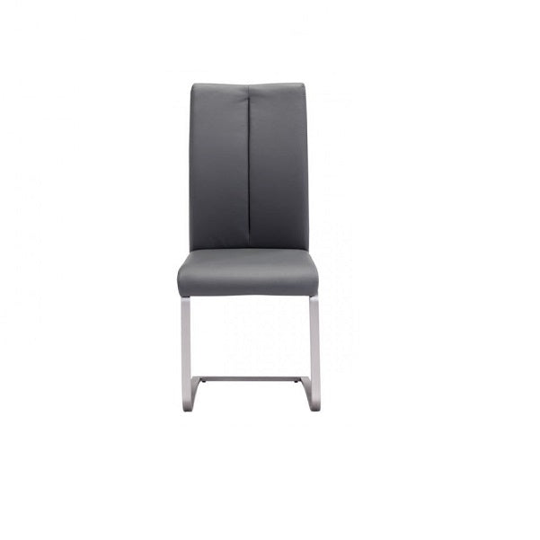 Silla Rosemont Color Gris