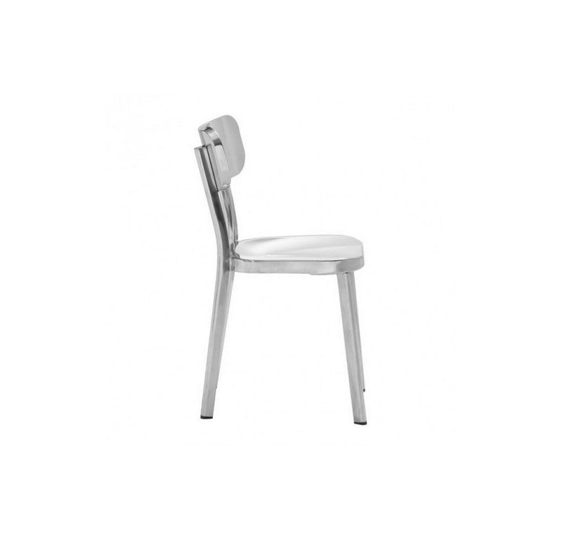 Silla Winter - Acero Inoxidable