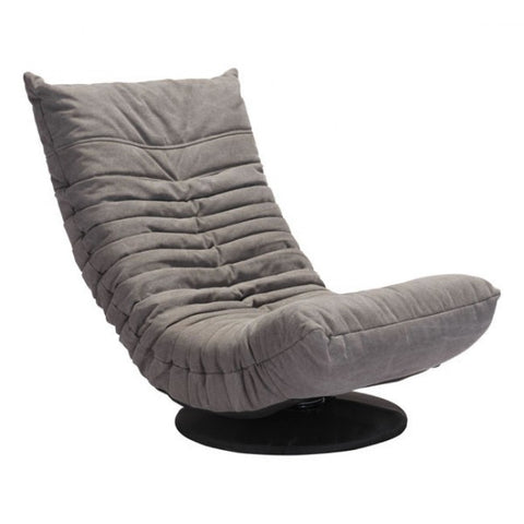 Silla Father Lounge - Blanco Vintage