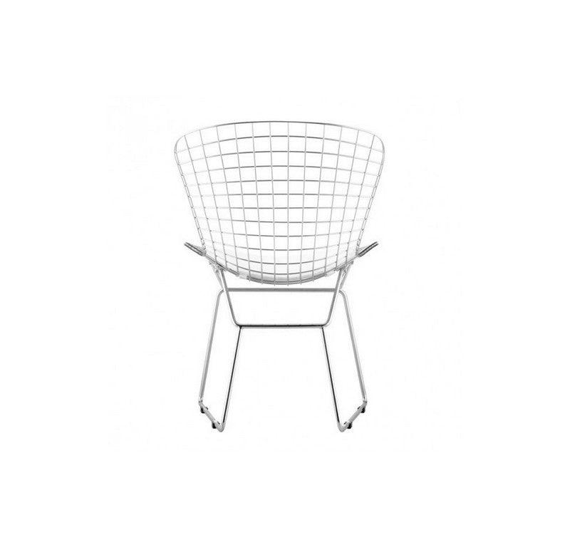 Silla Wire - Acero Inoxidable