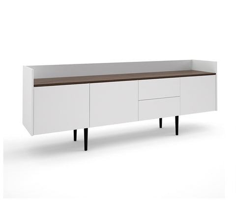 Buffet Curvi - Blanco