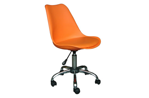 Silla New Office - Naranja