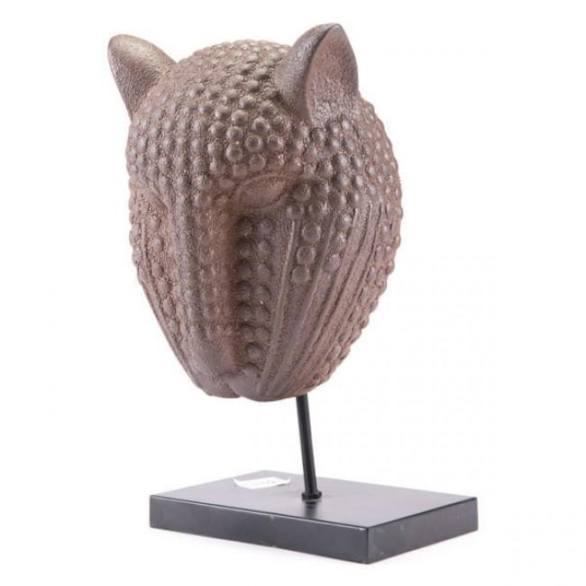 Accesorio Decorativo Tiger Mask - Cafe / A10482