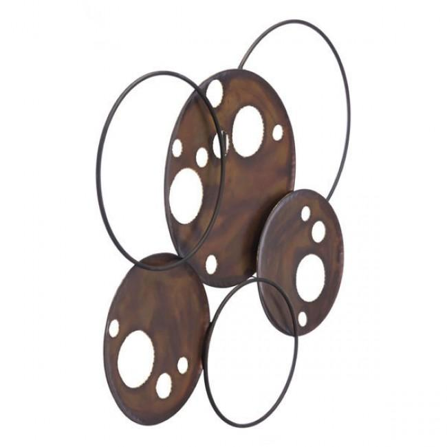Accesorio Decorativo Eyes Wall Decor - Natural / A10719