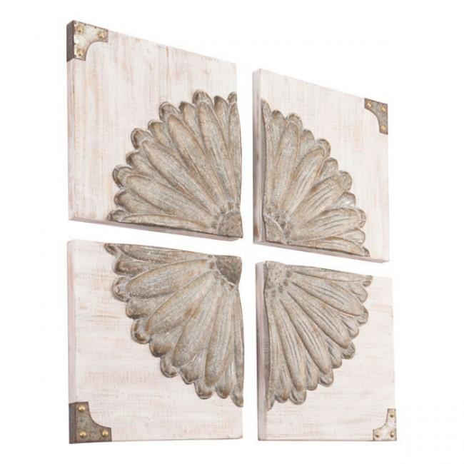 Accesorio Decorativo Gira Wall Decor - Blanco / A10900