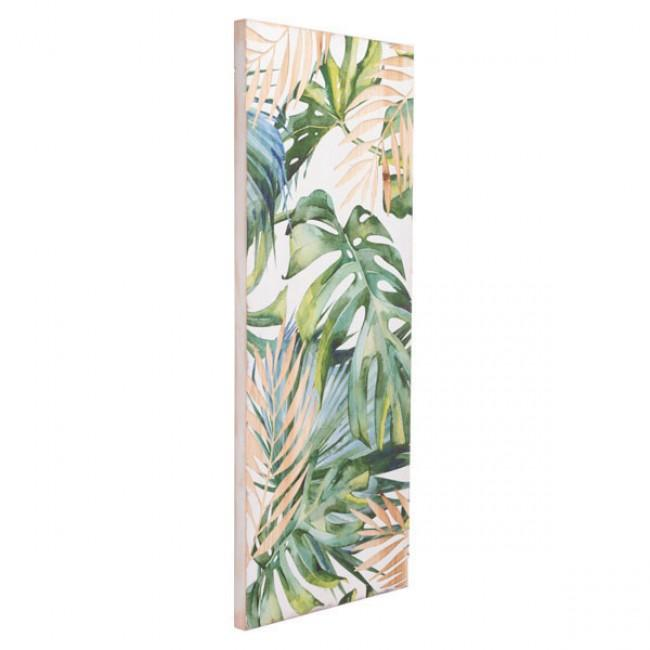 Accesorio Decorativo Palmeras Wall Decor - Verde / A11121