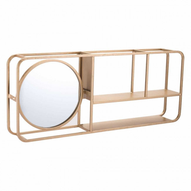 Accesorio Decorativo Modelo Shelf - Oro