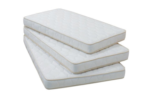 Colchon Empire King Size - Blanco y Gris