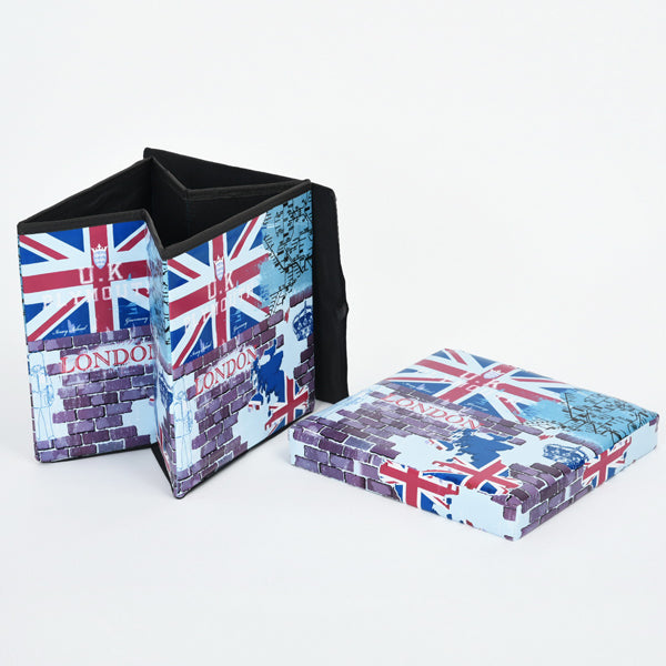 Taburete Gavin London - Estampado