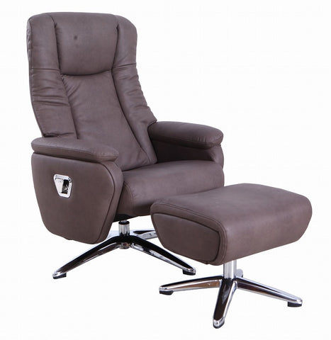 Sillon Reclinable BT70777A - Gris
