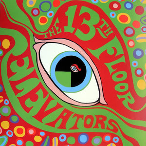 THE 13TH FLOOR ELEVATORS - The Psychedelic Sounds Of (Vinyle)
