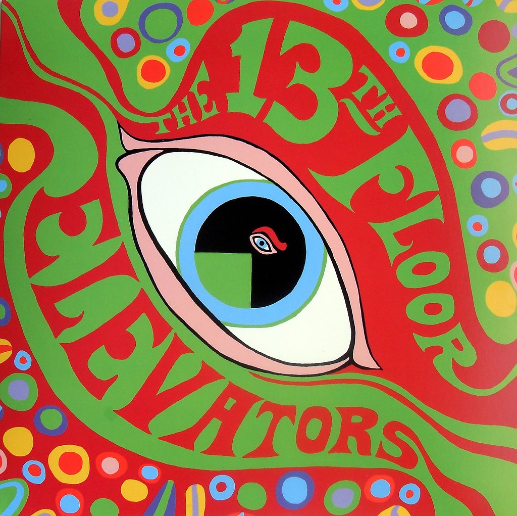 THE 13TH FLOOR ELEVATORS - The Psychedelic Sounds Of (Vinyle) - International Artists