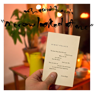 MOUNT EERIE -  A Crow Looked At Me  (Vinyle) - P.W. Elverum & Sun