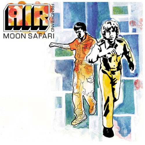 AIR ‎– Moon Safari (Vinyle) - Parlophone