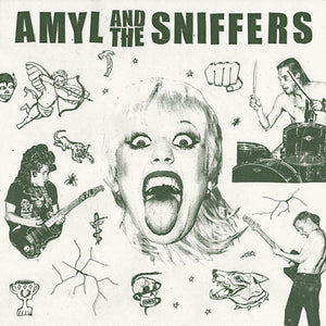 AMYL AND THE SNIFFERS - Amyl And The Sniffers (Vinyle) - ATO