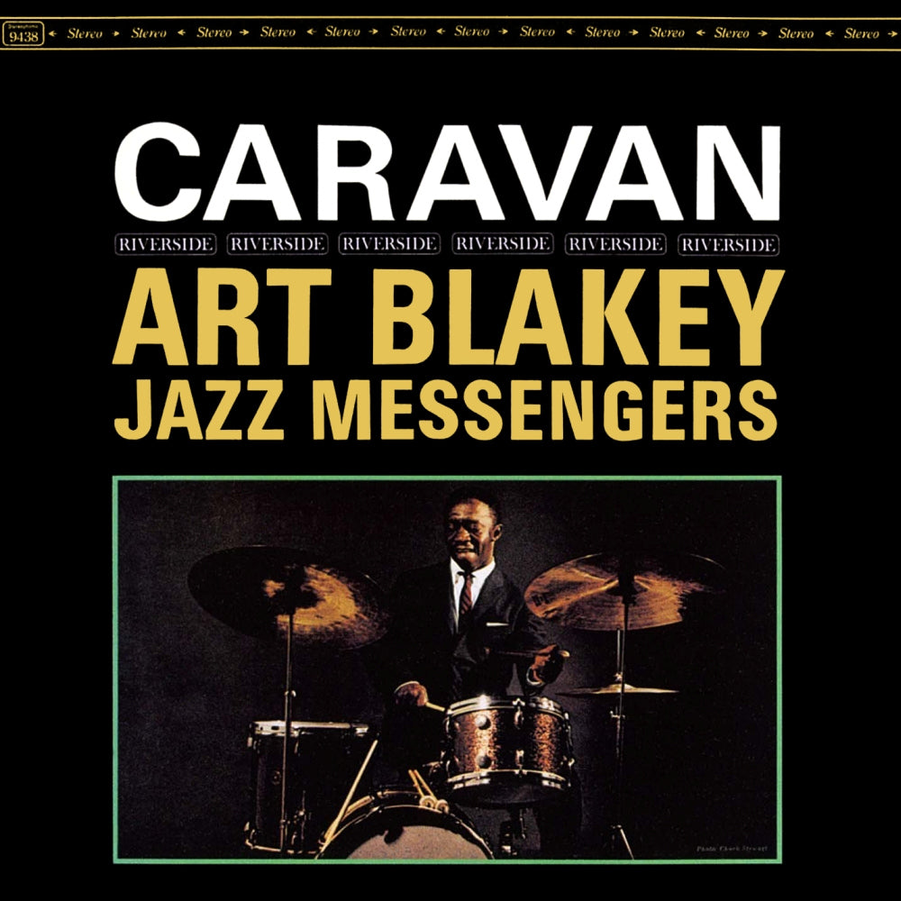 ART BLAKEY & THE JAZZ MESSENGERS - Caravan (Vinyle) - Concord