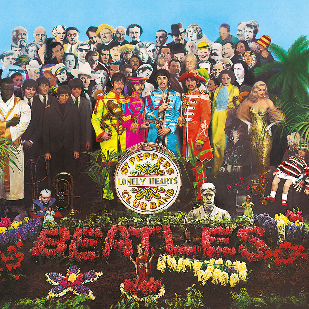 THE BEATLES - Sgt. Pepper's Lonely Hearts Club Band (Vinyle) - Parlophone