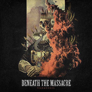 BENEATH THE MASSACRE -Fearmonger (Vinyle) - Century Media