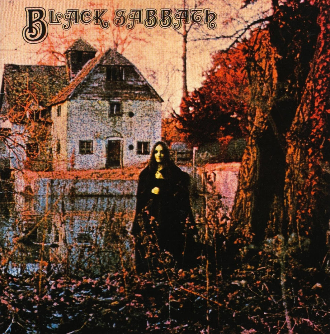 BLACK SABBATH - Black Sabbath (Vinyle) - Warner Bros.