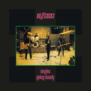 BUZZCOCKS - Singles Going Steady (Vinyle) - Domino