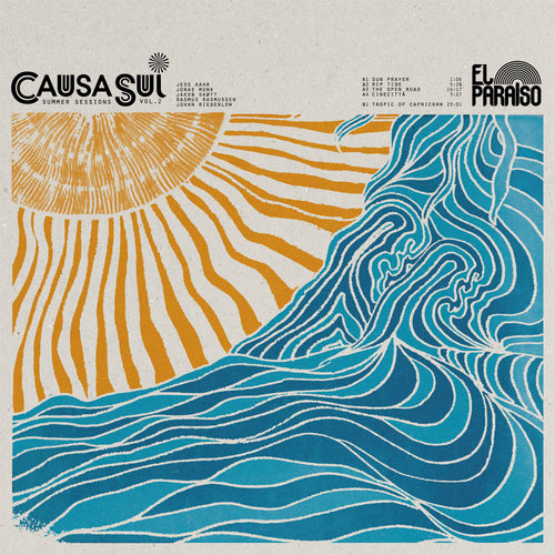 CAUSA SUI - Summer Sessions - Vol. 2 (Vinyle)