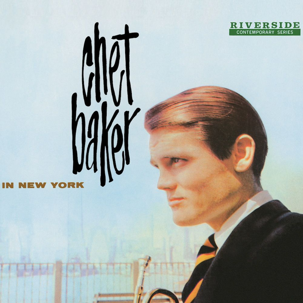 CHET BAKER - Chet Baker In New York (Vinyle) - Riverside