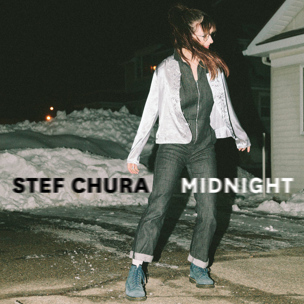 STEF CHURA - Midnight (Vinyle)