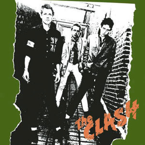 THE CLASH - The Clash (Vinyle) - Epic