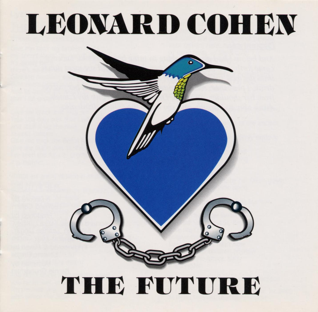 LEONARD COHEN - The Future (Vinyle) - Sony