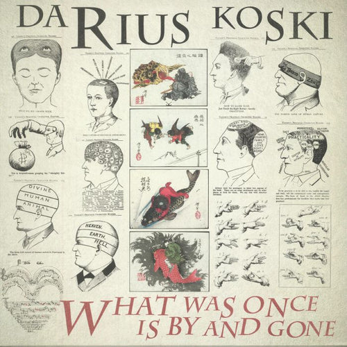 DARIUS KOSKI -What Was Once Is By And Gone (Vinyle) - Fat Wreck