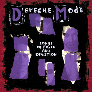 DEPECHE MODE - Songs Of Faith And Devotion (Vinyle) - Sire
