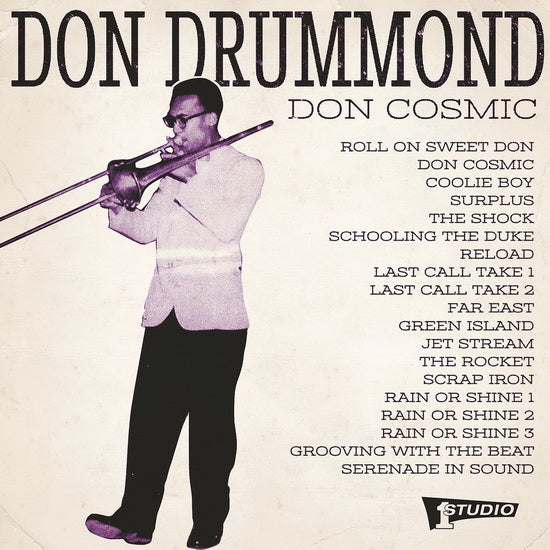 DON DRUMMOND - Don Cosmic (Vinyle) - Studio One