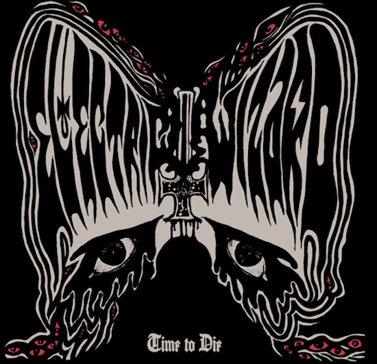 ELECTRIC WIZARD - Time To Die (Vinyle) - Spinefarm
